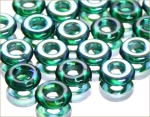 Glass rings 10 mm, EMERALD AB