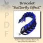 "Preview: Anleitung Armband ""Butterfly Effect"""