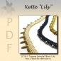 "Preview: Anleitung Kette ""Lily"""