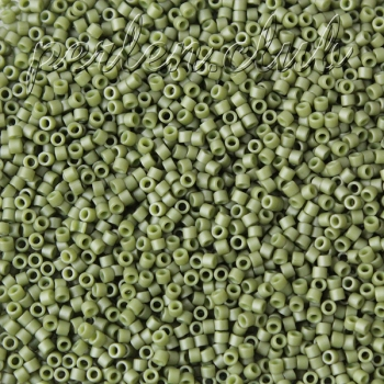 DB0391 Opaque Olivine Matted, 5gr