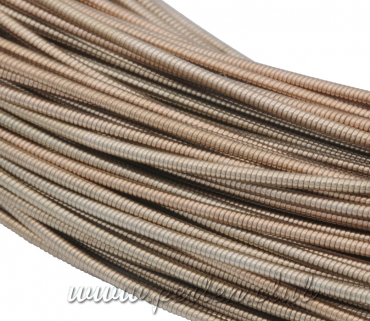 Hart French Wire 1mm, Hell Bronze