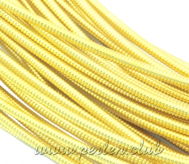 Hart French Wire 1mm, Light Gold