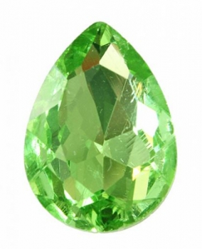 Oval 18x13mm, Peridot