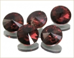 Rivoli 12mm, Antique pink